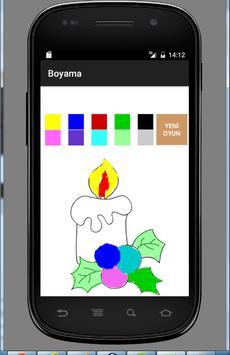 4 Age Painting Educational Gam screenshot 5