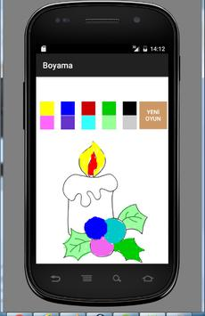 4 Age Painting Educational Gam screenshot 7