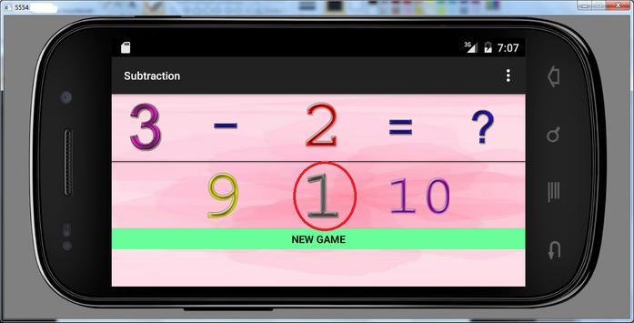 4 years educational games sub screenshot 3