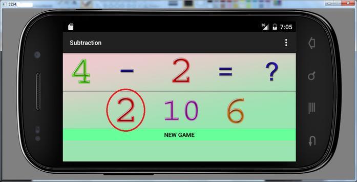 3 years educational games sub screenshot 3