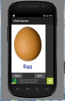 6 year old games free words screenshot 5