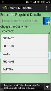 iWay SMS Controller screenshot 2