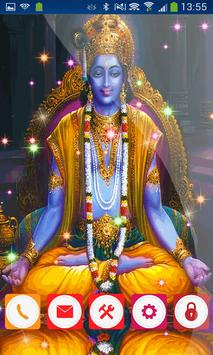 Vishnu HD Live Wallpaper poster