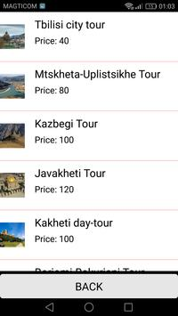 Visit Georgia Tourist Guide apk screenshot