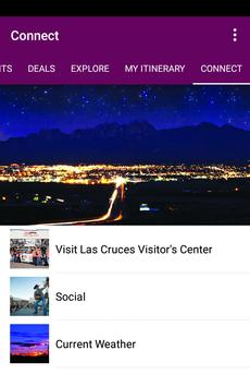 Visit Las Cruces apk screenshot