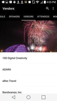 DMA West Tech Summit apk screenshot