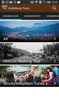 Gatlinburg Tours and Events poster