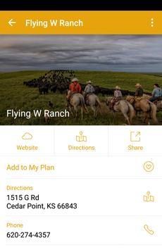 TravelKS - Official Kansas App apk screenshot