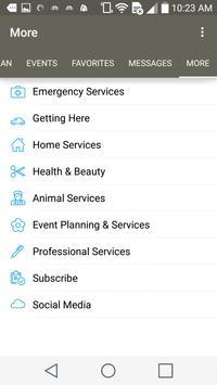 Stratton & Manchester Guide apk screenshot