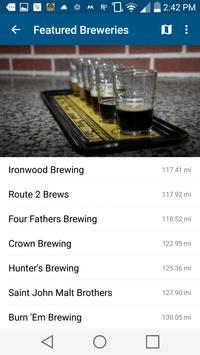 South Shore Brewery Trail screenshot 1