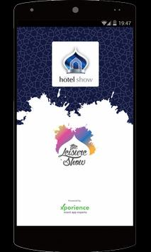 The Hotel Show poster
