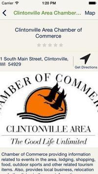 Visit Waupaca County apk screenshot