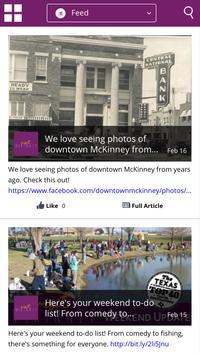 McKinney TX! apk screenshot