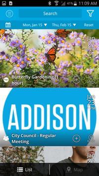 Visit Addison, TX screenshot 1