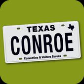 Visit Conroe, TX! icon