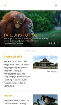 Visit Tanjung Puting poster