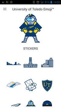 University of Toledo Emoji screenshot 1