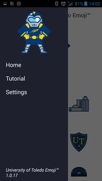 University of Toledo Emoji screenshot 2
