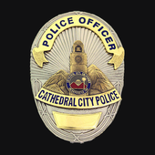 Cathedral City Police icon
