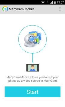 ManyCam Mobile Source for Android - APK Download