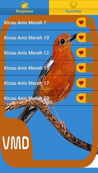 Kicau Anis Merah Master screenshot 4