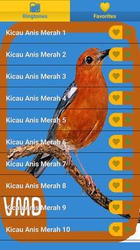 Kicau Anis Merah Master screenshot 7