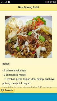Buku Resep Nasi Goreng Lengkap screenshot 1