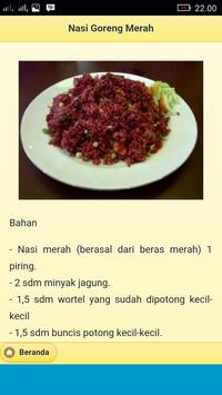 Buku Resep Nasi Goreng Lengkap screenshot 2