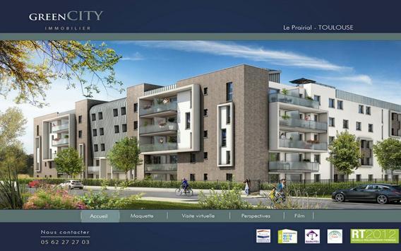 Green City - Le Prairial poster