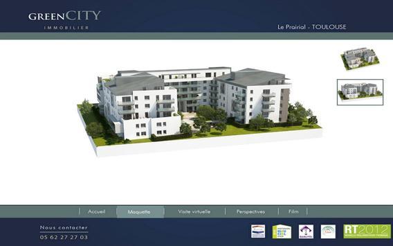 Green City - Le Prairial apk screenshot