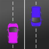 racing car 2 player icon
