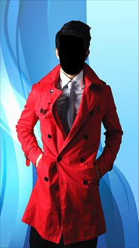 Man Suits Photo Montage poster