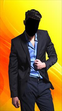 Man Suits Photo Montage screenshot 2