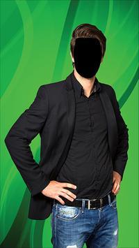 Man Suits Photo Montage screenshot 7
