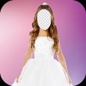 Princess Girl Photo Montage icon