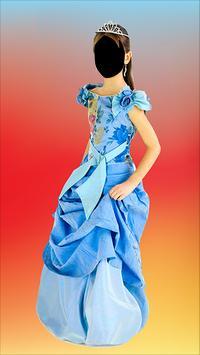 Princess Girl Photo Montage screenshot 2