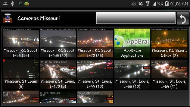Cameras Missouri - Traffic for Android - APK Download