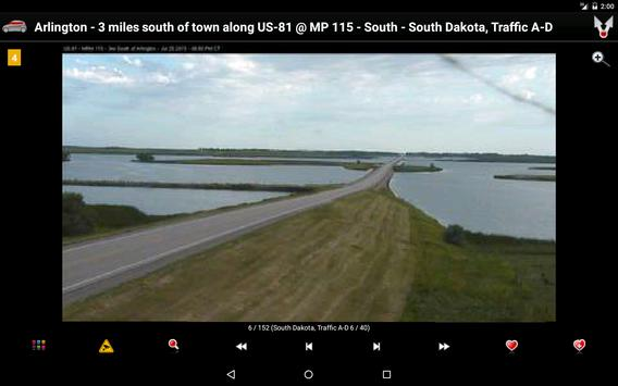 Cameras South Dakota Traffic screenshot 8