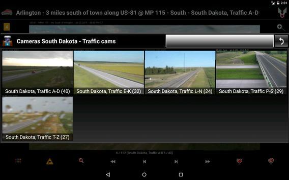 Cameras South Dakota Traffic screenshot 9