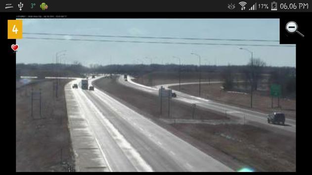 Cameras South Dakota Traffic screenshot 14