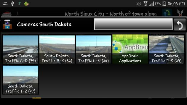 Cameras South Dakota Traffic screenshot 15