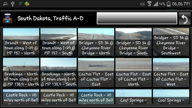 Cameras South Dakota Traffic screenshot 16