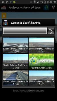 Cameras South Dakota Traffic screenshot 1