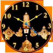 Balaji Clock Live Wallpaper icon