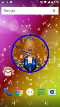 Balaji Clock Live Wallpaper screenshot 2
