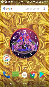 Balaji Clock Live Wallpaper screenshot 3