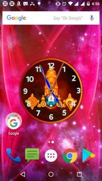 Balaji Clock Live Wallpaper screenshot 5