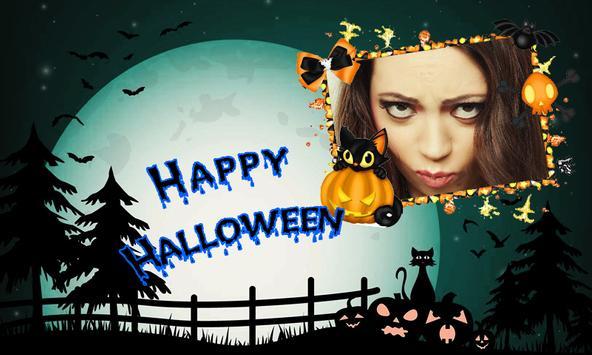 Happy Halloween Photo Frames screenshot 3