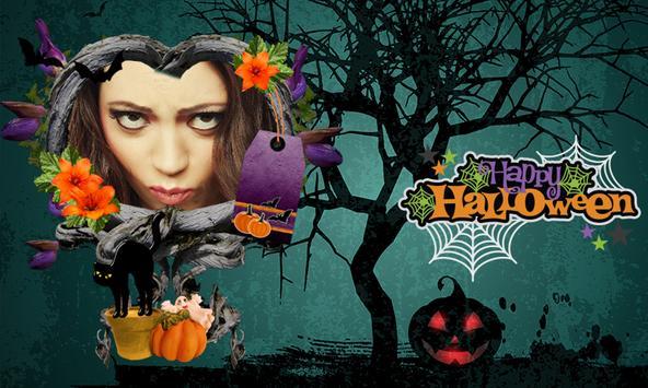 Happy Halloween Photo Frames screenshot 2
