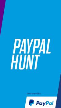 PayPal Hunt poster